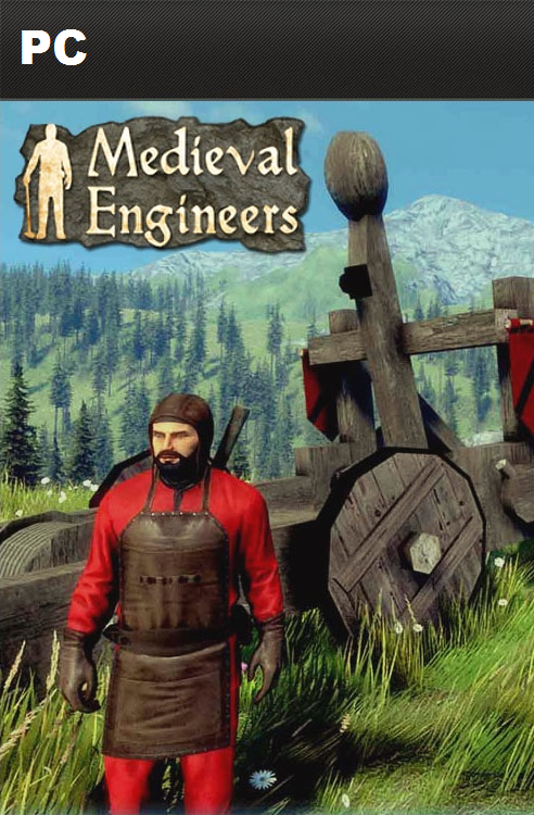 Medieval Engineers PC DVD.png