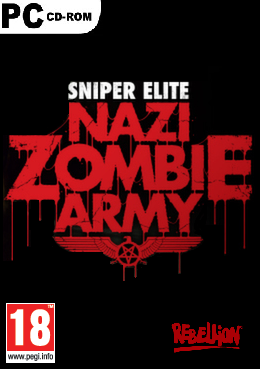 Sniper Elite Nazi zombie army PC DVD.png